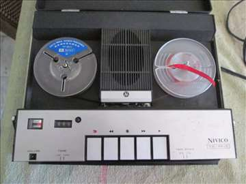 JVC nivico TR-351U, magnetofon