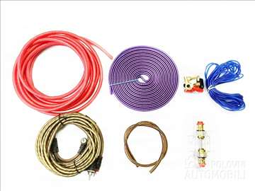 Kablovi za pojacalo, woofer - vise modela
