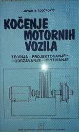 Kočenje motornih vozila teorija, projektovanje,
