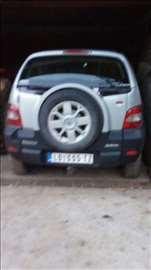 Menjac RX4  4X4 SENIC