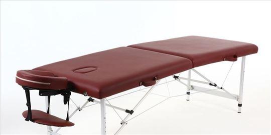 Aluminijumski sto za masažu - 2 god.garancija