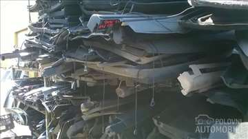 Peugeot 206 daska gepeka