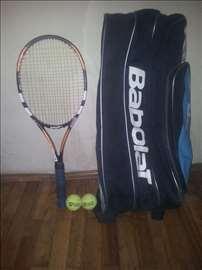 Prodajem teniski reket Babolat sa torbom