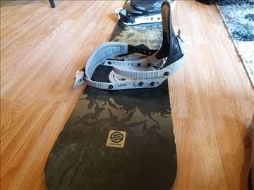 Snowboard oprema kompletna