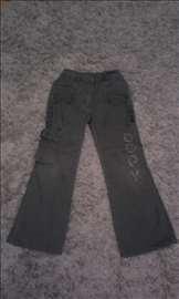 platno pamucno zimske-pantalone