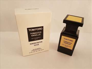 Tobacco vanille Tom Ford tester