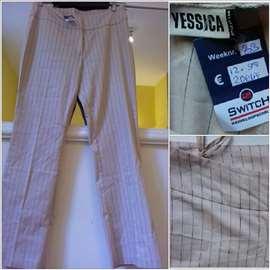 Yessica C&A, pantalone, br. 44, novo, etiketa