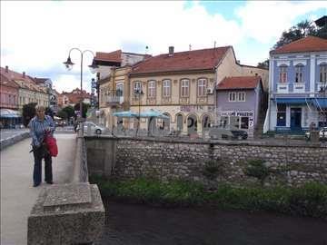 Hitno-dvorišni stan u Knjaževcu-cena po dogovoru