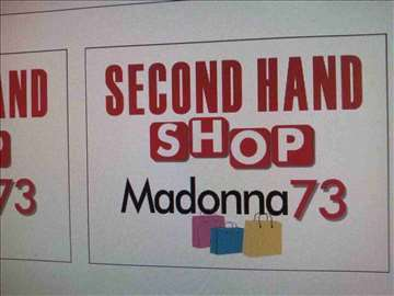 Second hand, 50% popusta