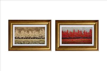 Slike ulje na drvetu