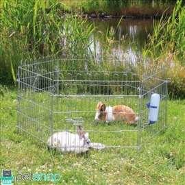 Žičana ograda za štence ili sitne životinje