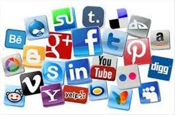 Izrada stranica na društvenim mrežama