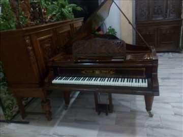 Povoljno štimujem i restauriram sve vrste klavira