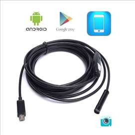 USB kamera endoskop-android/PC - 5metara