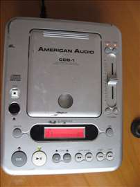 CD DJ player American audio