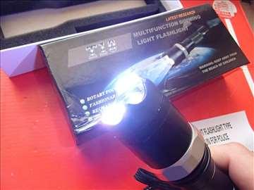 T10 LED lampa elektrošoker najjači