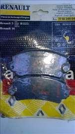 Disk plocice  za Renault 5 i 14, original.