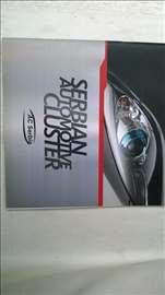 Knjiga:Serbian Automotive Cluster,52 str.,eng.