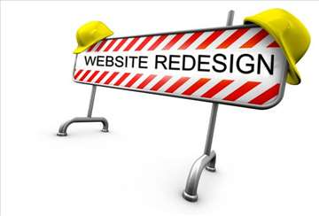 Redizajn web stranica - reorganizacija sajta