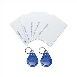 RFID kartice, tagovi, privesci, tokeni 125kHz