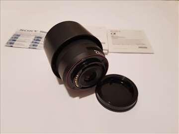 Sony objektiv SAL-55200-2 (DT=55-200mm, F=4-5.6)