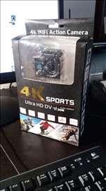 Akciona kamera 4K Sports