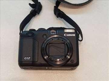 "Canon G12 sa senzorom 1.7"" - kao NOV"