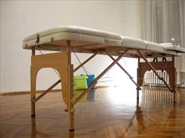 Masažni stolovi sklopivi od japanskog drveta