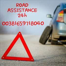 Road assistance 00-24h