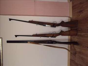 Lovačke puške
