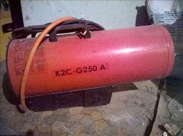 Plinski top - gasni kalorifer