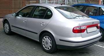 Seat Toledo 2003 DELOVI
