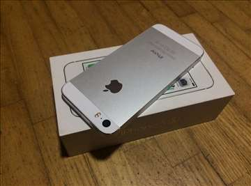 Iphone 5s Silver Sim Free Org.Pack