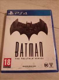 Batman the Telltale series za PS4 nova!