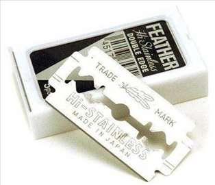 Feather Platinum japanski žileti - Broj 1 na svetu