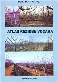 Knjiga Atlas rezidbe voćaka, sniženo