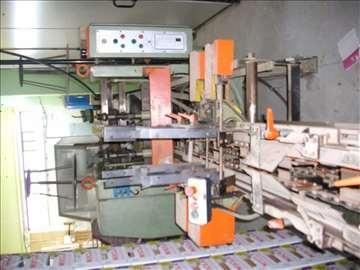 Mašine za proizvodnju drvenih gajbica Italija