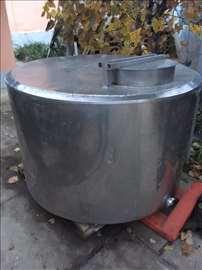 2xCisterna za mleko(500/1000L)