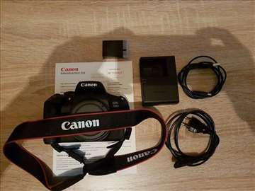 Canon 750D 18-135mm IS STM + Canon torba