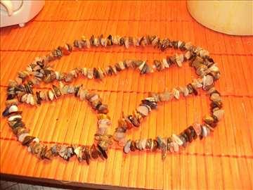 Prelepa, kvalitetna ogrlica od poludragog kamenja