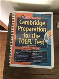 The Official Guide to the TOEFL + CD