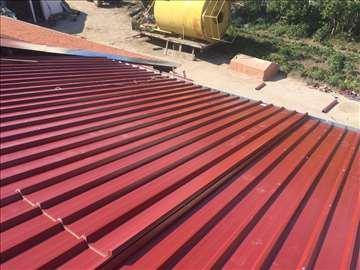 Pokrivanje i opsivanje Limom i Panelom od 1e