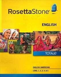 Rosetta Stone - Engleski jezik 5 nivoa + audio