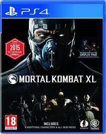 Mortal Kombat XL za PS4