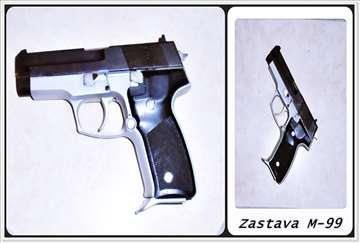 Lovački pištolj Zastava M 99