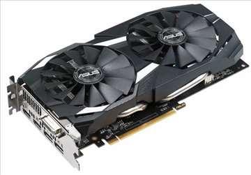 AsusS Dual-RX580-8G RX 580 8GB GDDR5 PCIE