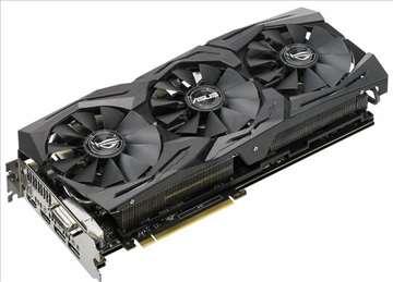 Asus Rog-Strix-GTX1080TI-O11G-Gaming GeForce GTX 1