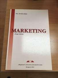 Novi udžbenik Marketing