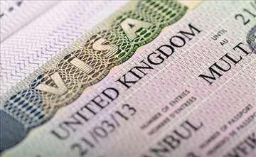 Popunjavanje aplikacije za britansku vizu