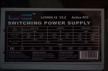 Prodajem ispravno Napajanje LC500H-12